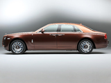 Images of Rolls-Royce Ghost One Thousand and One Nights 2012