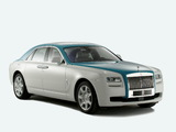 Images of Rolls-Royce Ghost Firnas motif 2013