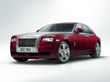 Images of Rolls-Royce Ghost 2014