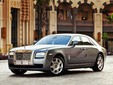 Images of Rolls-Royce Ghost 2009