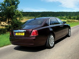 Images of Rolls-Royce Ghost Extended Wheelbase 2011