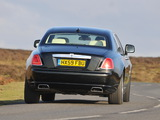 Photos of Rolls-Royce Ghost UK-spec 2009–14