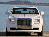 Photos of Rolls-Royce Ghost US-spec 2009–14