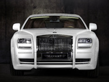 Photos of Mansory Rolls-Royce White Ghost Limited 2010