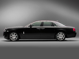 Photos of Rolls-Royce Ghost Two-tone 2012