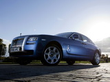 Pictures of Rolls-Royce Ghost UK-spec 2009–14