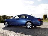 Pictures of Rolls-Royce Ghost UK-spec 2009–14