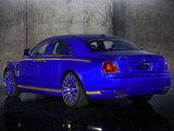 Pictures of Mansory Rolls-Royce Ghost 2010
