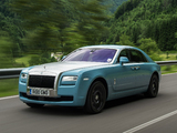 Pictures of Rolls-Royce Ghost Alpine Trial Centenary Collection 2013
