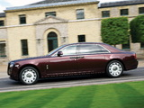 Pictures of Rolls-Royce Ghost Extended Wheelbase 2011