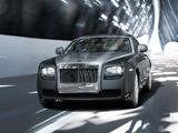 Rolls-Royce Ghost 2009–14 photos