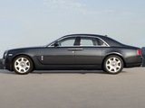 Rolls-Royce Ghost 2009–14 pictures