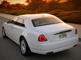 Rolls-Royce Ghost US-spec 2009–14 pictures