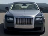 Rolls-Royce Ghost 2009–14 wallpapers