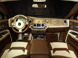 Mansory Rolls-Royce White Ghost Limited 2010 pictures