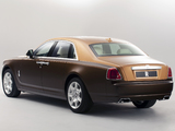 Rolls-Royce Ghost Two-tone 2012 photos