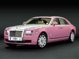 Rolls-Royce Ghost Extended Wheelbase FAB1 2013 photos