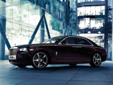 Rolls-Royce Ghost V-Specification 2014 images