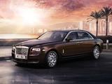 Rolls-Royce Ghost EWB 2014 photos