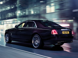Rolls-Royce Ghost V-Specification 2014 pictures