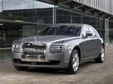 Rolls-Royce Ghost 2009 photos