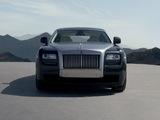 Rolls-Royce Ghost 2009 wallpapers