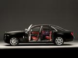 Rolls-Royce Ghost Matt Black 2012 wallpapers