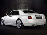 Mansory Rolls-Royce White Ghost Limited 2010 wallpapers
