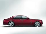 Rolls-Royce Ghost 2014 wallpapers