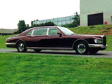 Rolls-Royce Majestic by Bertone 1995 pictures