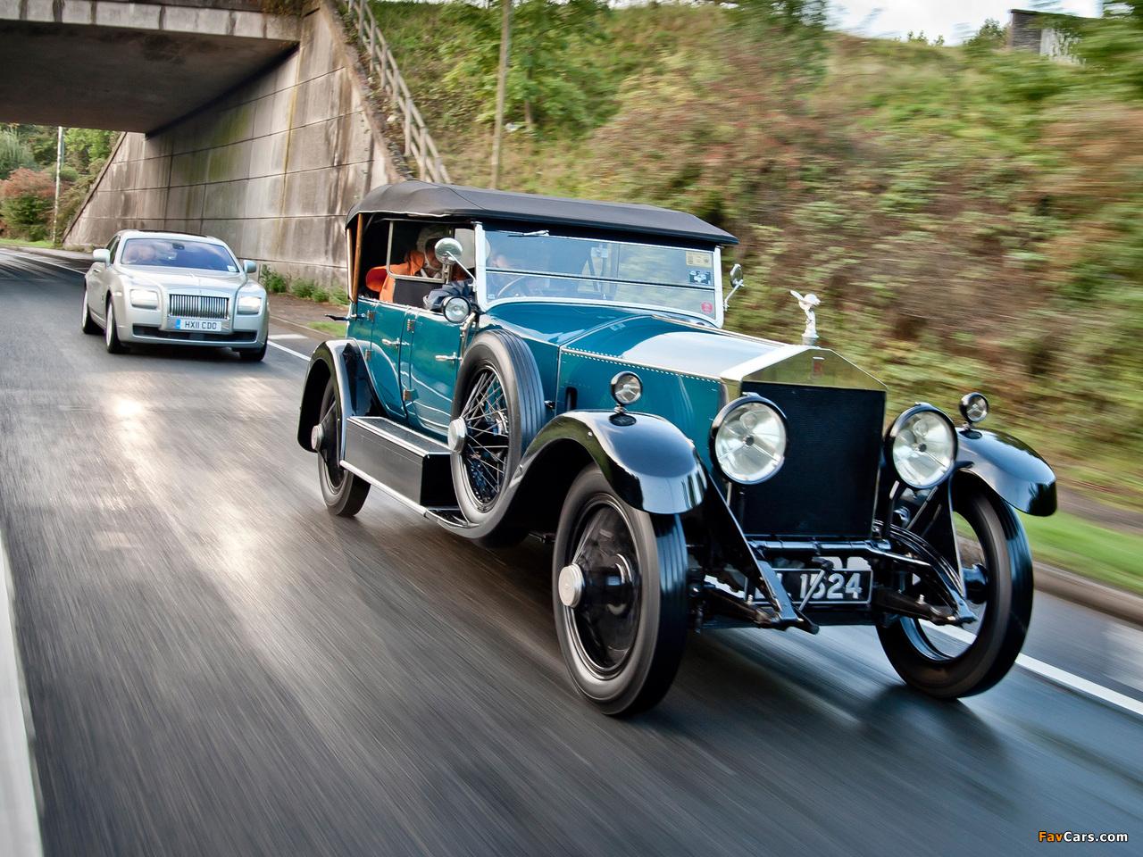 Pictures of Rolls-Royce (1280 x 960)