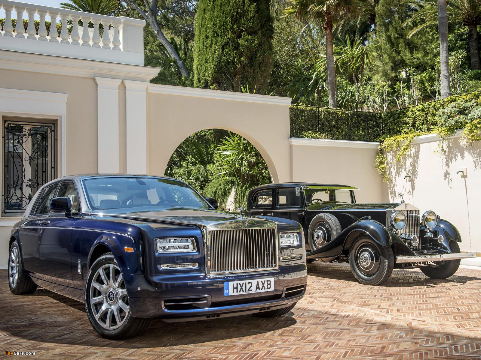 Rolls-Royce wallpapers (1600 x 1200)