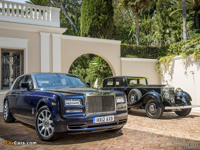 Rolls-Royce wallpapers (640 x 480)