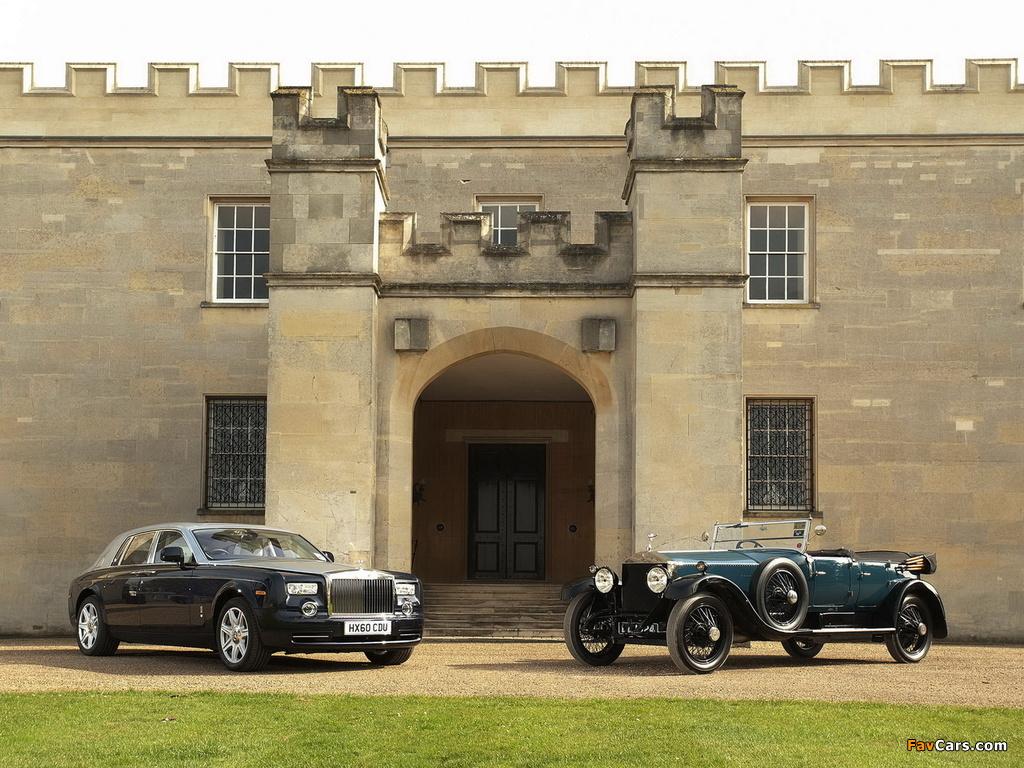 Rolls-Royce wallpapers (1024 x 768)
