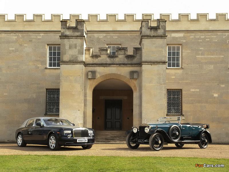 Rolls-Royce wallpapers (800 x 600)