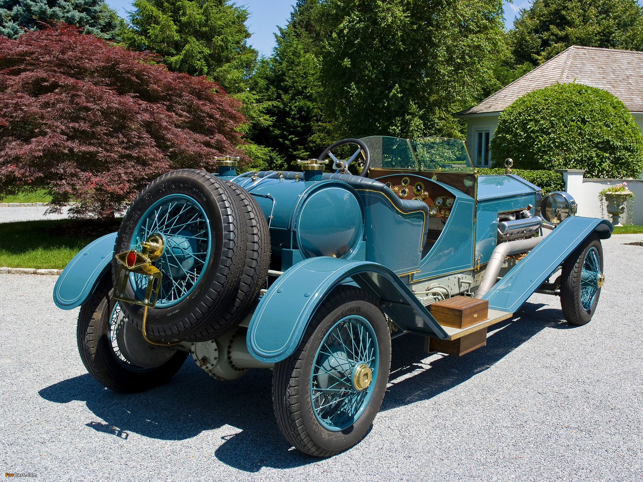 Images of Hispano-Suiza-Rolls-Royce Phantom I Special Speedster 1927 (2048 x 1536)