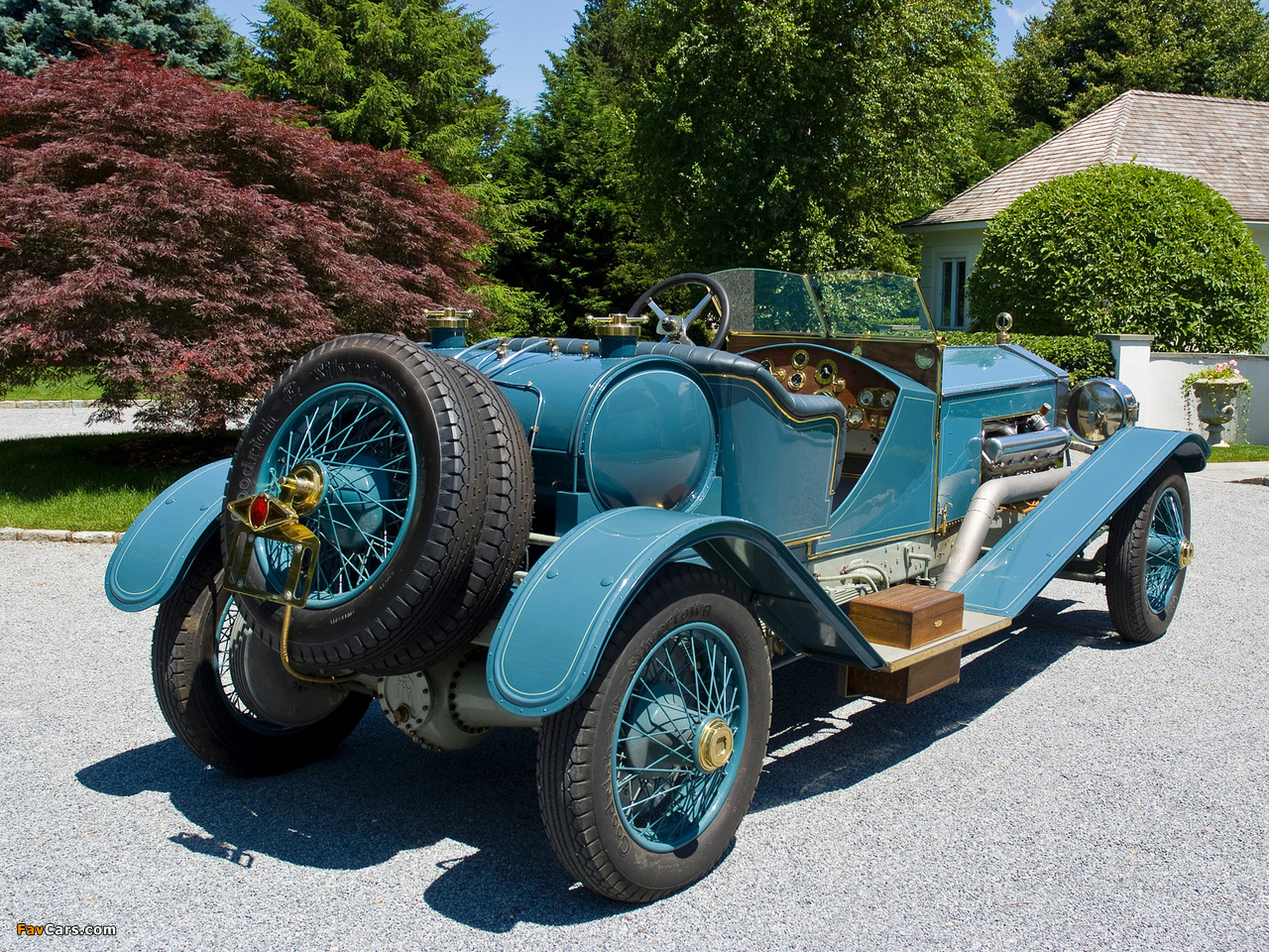 Images of Hispano-Suiza-Rolls-Royce Phantom I Special Speedster 1927 (1280 x 960)