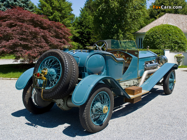 Images of Hispano-Suiza-Rolls-Royce Phantom I Special Speedster 1927 (640 x 480)