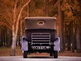 Images of Rolls-Royce Phantom I Enclosed Drive Landaulette by Mulliner 1927