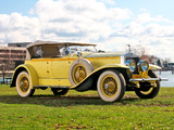 Images of Rolls-Royce Phantom I 40/50 HP Ascot Sport Phaeton by Brewster (S304KP-7180) 1928