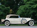Images of Rolls-Royce Phantom I Derby Speedster by Brewster 1928