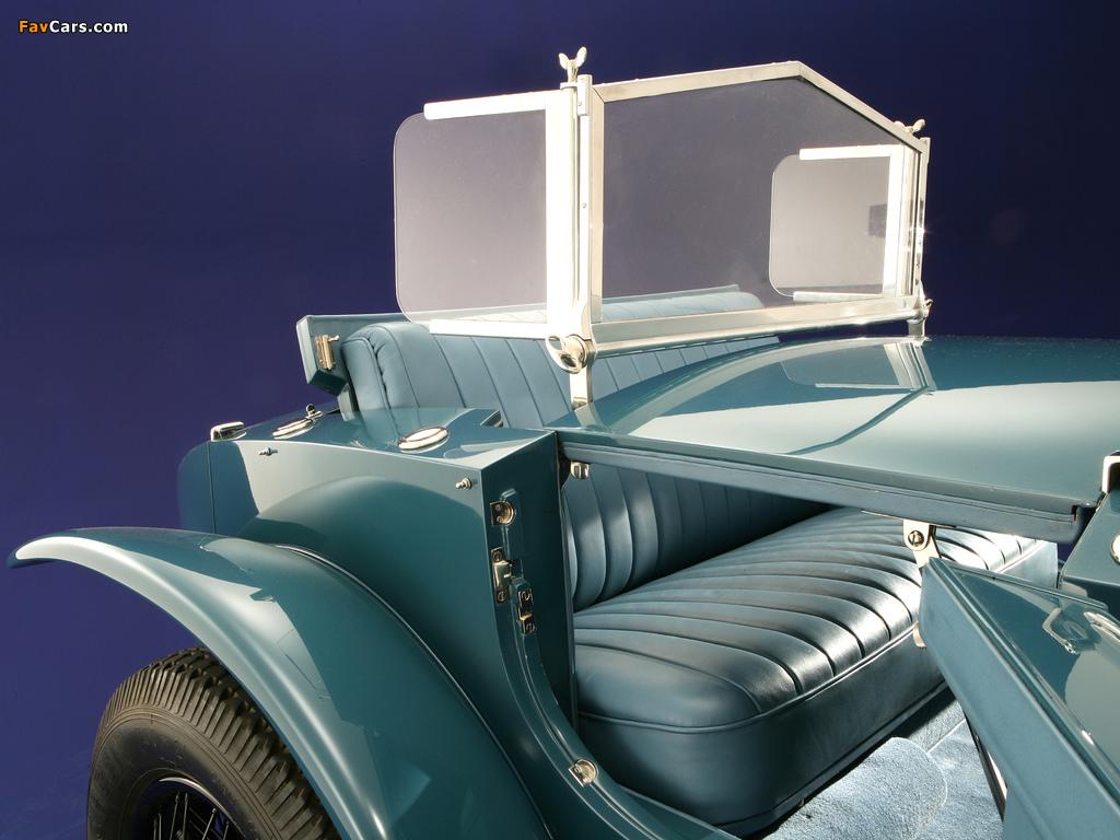 Images of Rolls-Royce Phantom I Jarvis 1928 (1024 x 768)