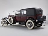 Images of Rolls-Royce Springfield Phantom I Town Car by Hibbard & Darrin 1928