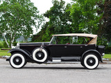 Images of Rolls-Royce Phantom I Sports Phaeton by Murphy 1929