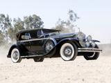 Images of Rolls-Royce Springfield Phantom I Ascot Sport Phaeton by Brewster (S364LR-7174) 1929