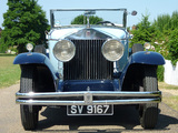 Images of Rolls-Royce Springfield Phantom I Newmarket All-weather Tourer by Brewster 1929