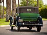 Images of Rolls-Royce Springfield Phantom I Convertible Sedan by Hibbard & Darrin 1929