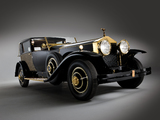 Images of Rolls-Royce Phantom I Riviera Town Brougham by Brewster 1929