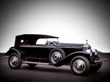 Images of Rolls-Royce Phantom I Derby Speedster by Brewster 1929
