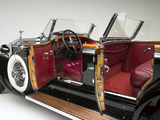 Images of Rolls-Royce Springfield Phantom I Ascot Phaeton by Brewster (S308LR-7169) 1929